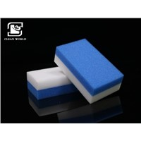 2020 Best Selling Double Layer High Quality Kitchen Cleaning Sponge Melamine Foam Blocks