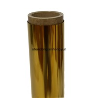 Excellent Tensile Strength Yellow Polyimide Film