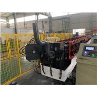 Downspout Pipe Roll Forming Machine
