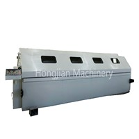 Sand Blasting Machine for the Embossing Cylinder