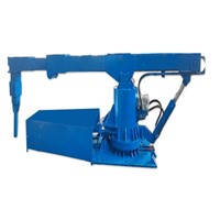 Furnace Manipulator Machine for Pressing Steel Scrap