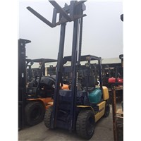 Used Forklift Used Komatsu FD30 Good Condition Forklif