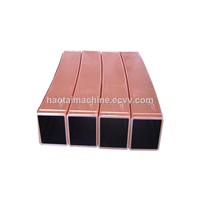 Square, Round Copper Mould Tubes for Continuous Casting Machine, Factory Direct Price CCM Copper Mold Tube