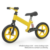 Civa Anti-Shock Kids Balance Bike N02B-01 EVA Wheels Children Ride on Toy Car