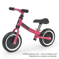 Civa Balance Bike N02B-03A 10 Inch EVA Wheels Children Bicycle No Pedal