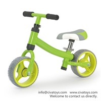 Civa Balance Bike N02B-03B 10 Inch EVA Wheels Children Bicycle No Pedal