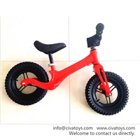 Civa Magnesium Alloy Kids Balance Bike H01B-09 Air Wheels Children Bicycle No Pedal