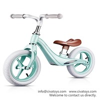 Civa Magnesium Alloy Kids Balance Bike H02B-206C Air Wheels Children Bicycle No Pedal