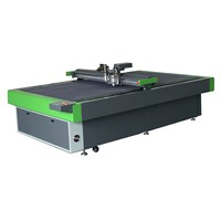 HIgh Quality Digtial Cutting Table CNC Machine Supplier