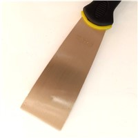 Knife Putty Be-Cu 50*230mm Plastic Handle Non-Sparking Tools Cutting