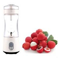 2020 New Personal Size Smoothies & Shakes Handheld Fruit USB Rechargeable Portable Mix Blender