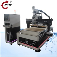 New Design Linear ATC Wood CNC Router Machine