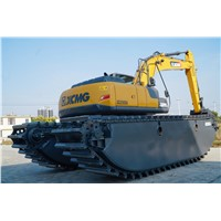 River-200 Multipurpose Swamp Amphibious Excavator for Sale