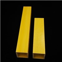 Sell High Strength Fiberglass FRP Pultrusion Rectangular Tube