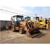 USA Original Used Case 580M Mini Loader Backhoe for Sale