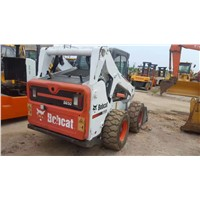 Used Good Quality Mini Loader Bobcat S650 Skid Steer Loader, Low Price Front Loader for Sale