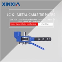 KINDS of METAL CABLE TIE PLIERS
