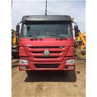 Used HOWO 375 8X4 Dump Truck on Sale