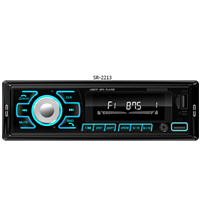 Soundrace Car MP3 Player with Dual USB
