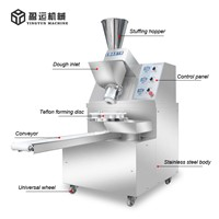 Automatic Steamed Stuffed Bun Machine