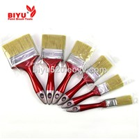 High Quality Environmentally Friendly Plastic Handle Ceiling Paint Brush at a Competitive Price