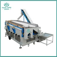 5XZ Gravity Separator Gravity Table Sesame Cleaner Beans Seed Cleaner Sorting Machine Cleaning Machine Precleaner