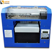 Honzhan HZ-EA3-6C Eco Solvent Flatbed Printer 330*600mm with Epson R1390 Printhead