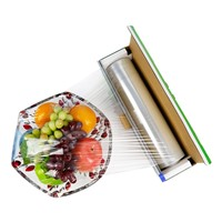 Food Grade PE Cling Film -- We Are Manufacturer