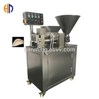 Automatic Dumpling Potstickers Spring Roll & Empanada Making Machine with Dough Cooling System