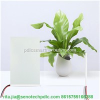 White Color Tinted Glass Price 6mm Wired Glass Smart Glass PDLC Film Factory
