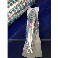 Wholesale High Quality Multi-Color Rainbow/Silver / Gold Hot Stamping Foil for Plastic ABS Popper Lure