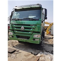 Promotion Price Sinotruk Used Howo 420 Tractor Truck for Sale