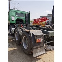Tractor Trucks for Sale China Sinotruk Howo 420