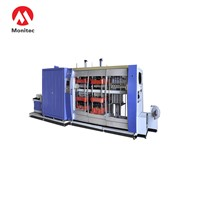 RMB-770550 Three Station Plastic Thermoforming Machine