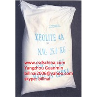 Zeolite Detergent Grade--with Competitive Price