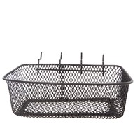 Multipurpose Steel Mesh Metal Pegboard Basket for Accessory Storage & Organization