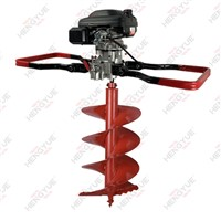 2 Persons Operate, 4 Stroke EARTH AUGER MACHINE