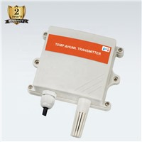 RS485 Analog 4-20mA 0-5V 0-10V Temperature Transmitter/Temperature & Humidity Sensor