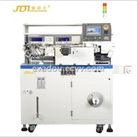 High Speed Small Size Inductor Testing & Packaging Machine Automatic Tape & Reel Machine