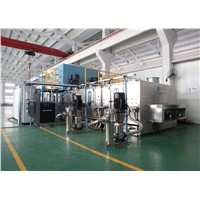 Glass Washing & Drying Machine for Automotive Glass