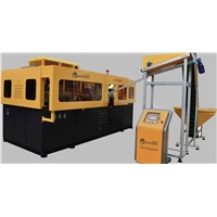 LX-6EL Linear Auto High-Speed Bottle Molding Machine