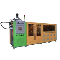 LXG-2/5 High Speed Bottle Blow Molding Machine