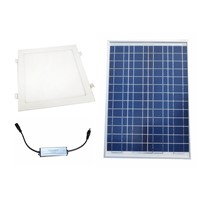 Energy Saving Solar Panel LED Ceiling Light