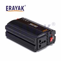 Erayak 8033U 300w DC12V to AC220v Power Inverter, Car Inverter, Home Inverter, off Grid Inverter, Solar Inverter