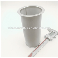 New Hot Sale 24oz Filter-in Mason Jar 100 Micron Coffee Cold Brew Coffee Filter Tube
