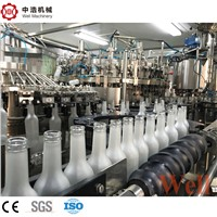 Carbonated Soft Drink Filling Machine/Liquid Drink Packing Line