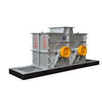 Automatic Fly Ash Brick Block Making Machine Cp Double Hammer Fine Crusher Porous Brick Equipment