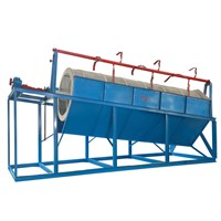 Brick Machine Ts Drum Sieving Equipment Sieving Machine