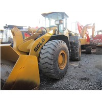 High Quality 5ton Heavy Duty Sdlg 956 Wheel Loader for Sale