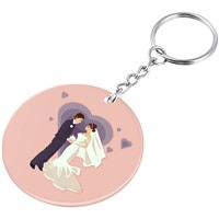Wholesale Different Shape Custom Transparent Plastic Acrylic Keychain Bts